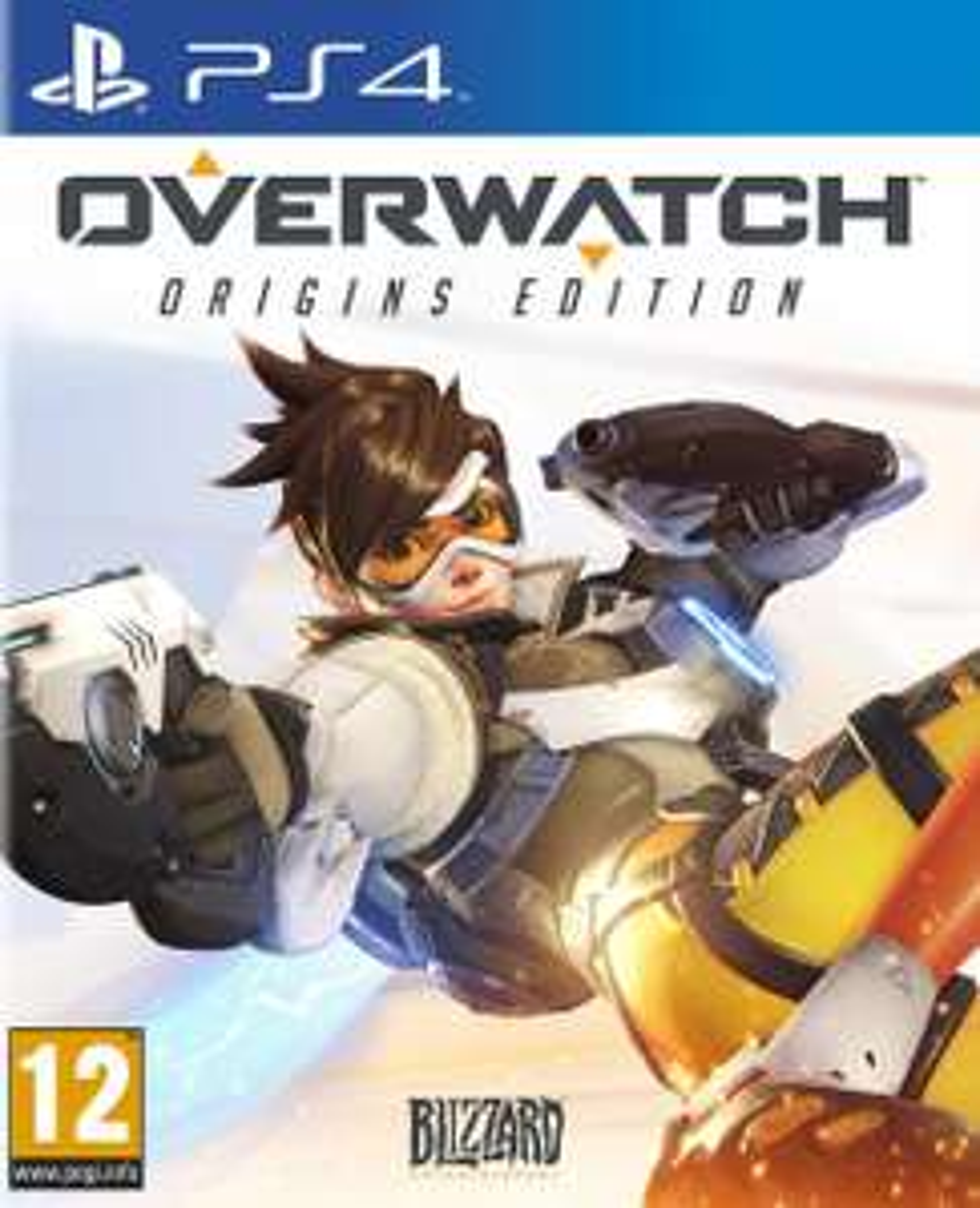 Overwatch Origins Edition sur PS4