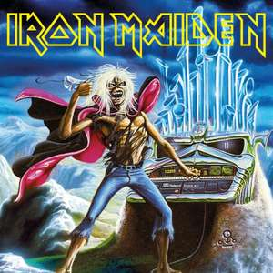 [Premium] Vinyle Iron Maiden Run to the Hills (Live) EP