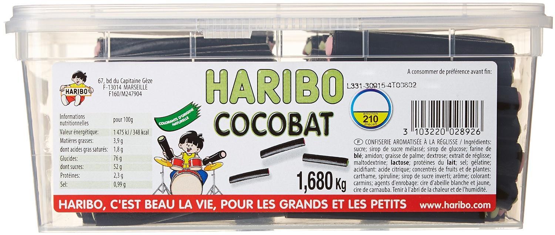 [Premium] Sélection de boîtes de bonbons Haribo de + de 1 Kg