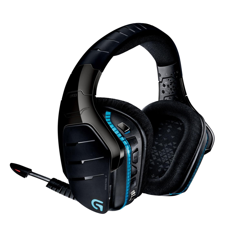 [Premium] Casque Gaming 7.1 Logitech G933 Artemis Spectrum