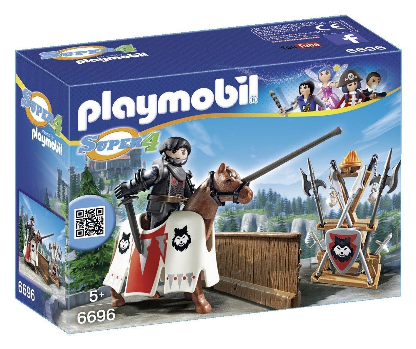 [Premium] Playmobil Rypan Gardien Du Baron - A1505521 - Super4