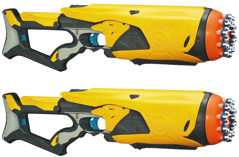 Pack de 2 Nerf Dart Tag Swarmfire (10.5€ de port) - Requiert des piles