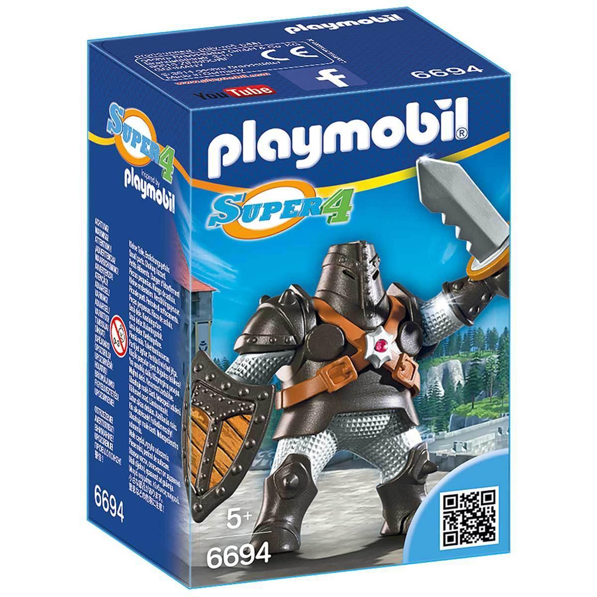 [Premium] Playmobil A1505520 - Colosse - Super4