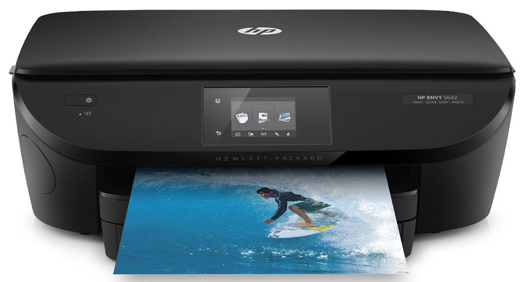 [Premium] Imprimante Multifonction HP Envy 5642 Jet d'encre Couleur 12 ppm Wifi