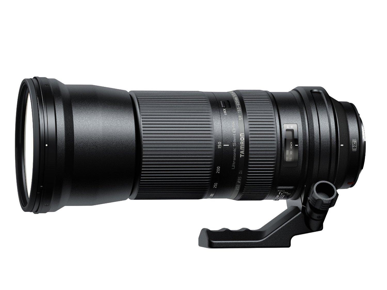 [Premium] Tamron Objectif SP 150-600 mm F/5-6,3 Di VC USD - Monture Nikon