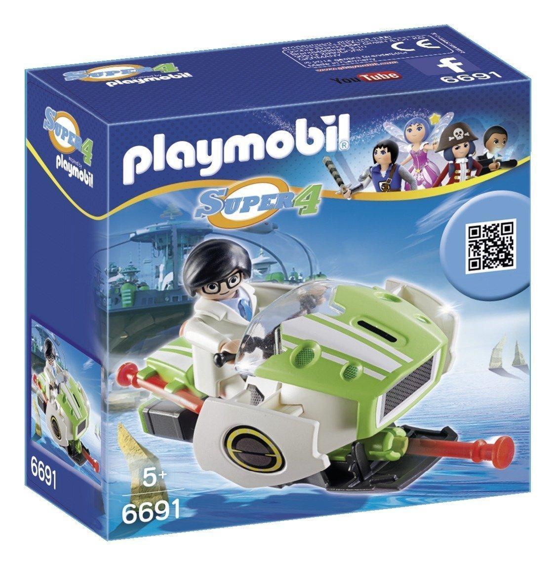 [Premium] Playmobil - A1505517 - Sky Jet - Super4