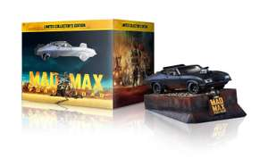 [Premium] Coffret Blu-ray collector Mad Max Fury Road - Interceptor