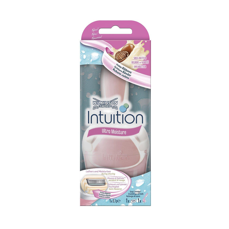 [Premium] Wilkinson Rasoir Intuition Ultra Moisture
