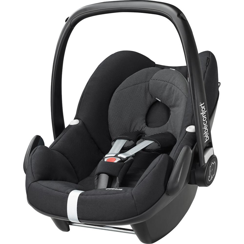 [Premium] Siège Auto Bébé Confort Cosi Pebble - Black Raven