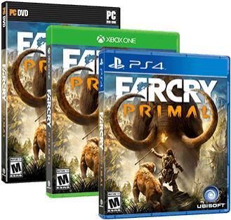 [Premium] Sélection de jeux Ubisoft pour PS4, Xbox One et PC en promotion - Ex : Far Cry Primal Edition Spéciale
