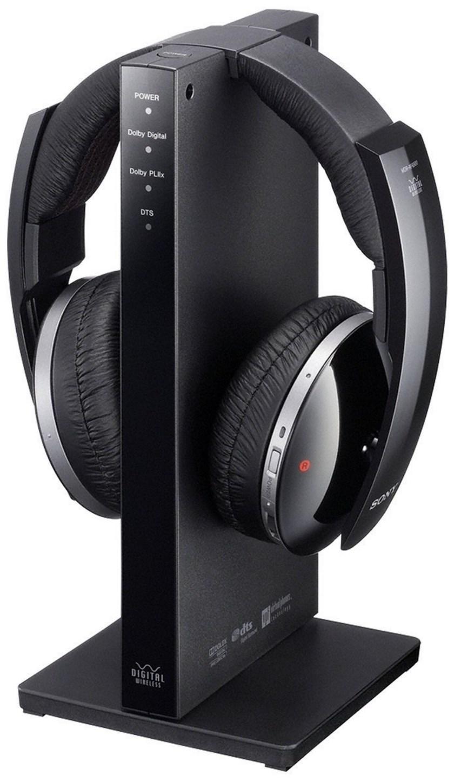 [Premium] Casque sans fil Sony MDR-DS6500.EU8 - Noir