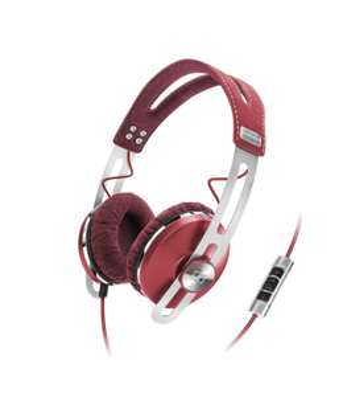 [Premium] Casque Sennheiser Momentum On-Ear - Couleur Rouge