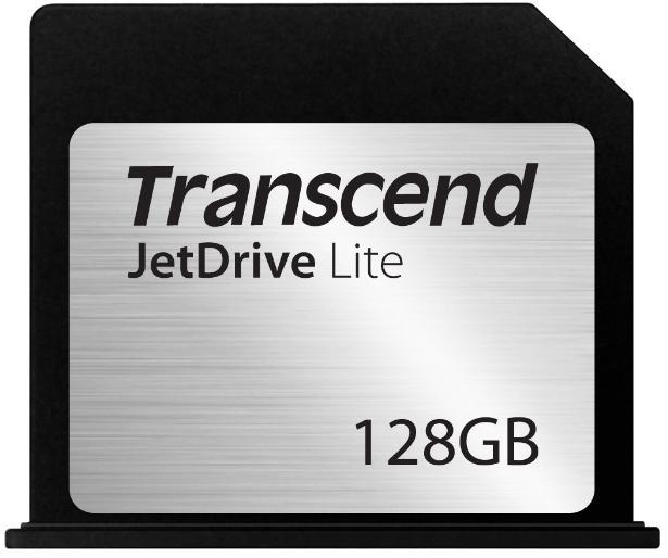 """[Premium] Carte Mémoire JetDrive Lite Transcend TS128GJDL130 128 Go pour MacBook Air 13"""" (Fin 2010 - Début 2015)"""