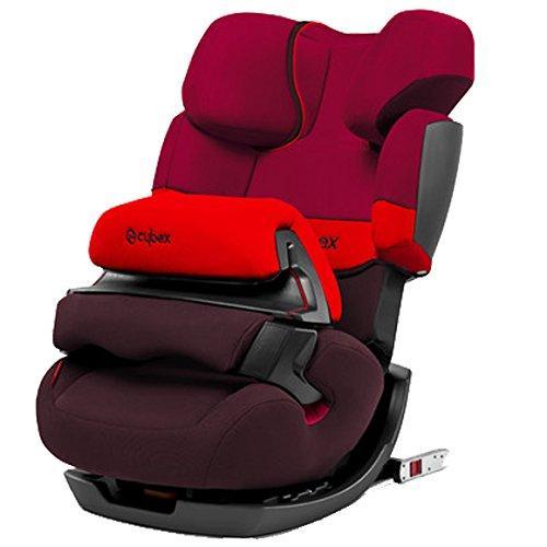 [Premium] Siège auto Cybex Pallas Fix Isofix Rumba Red