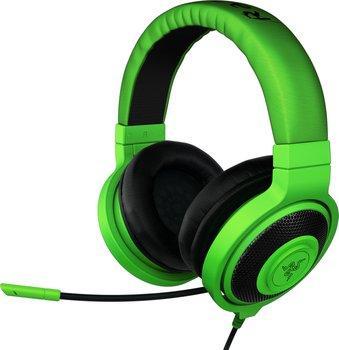 Casque audio Razer Kraken  - Vert