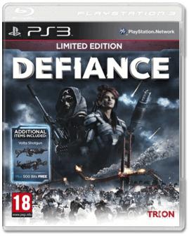 Defiance Edition Limitée PS3/Xbox 360