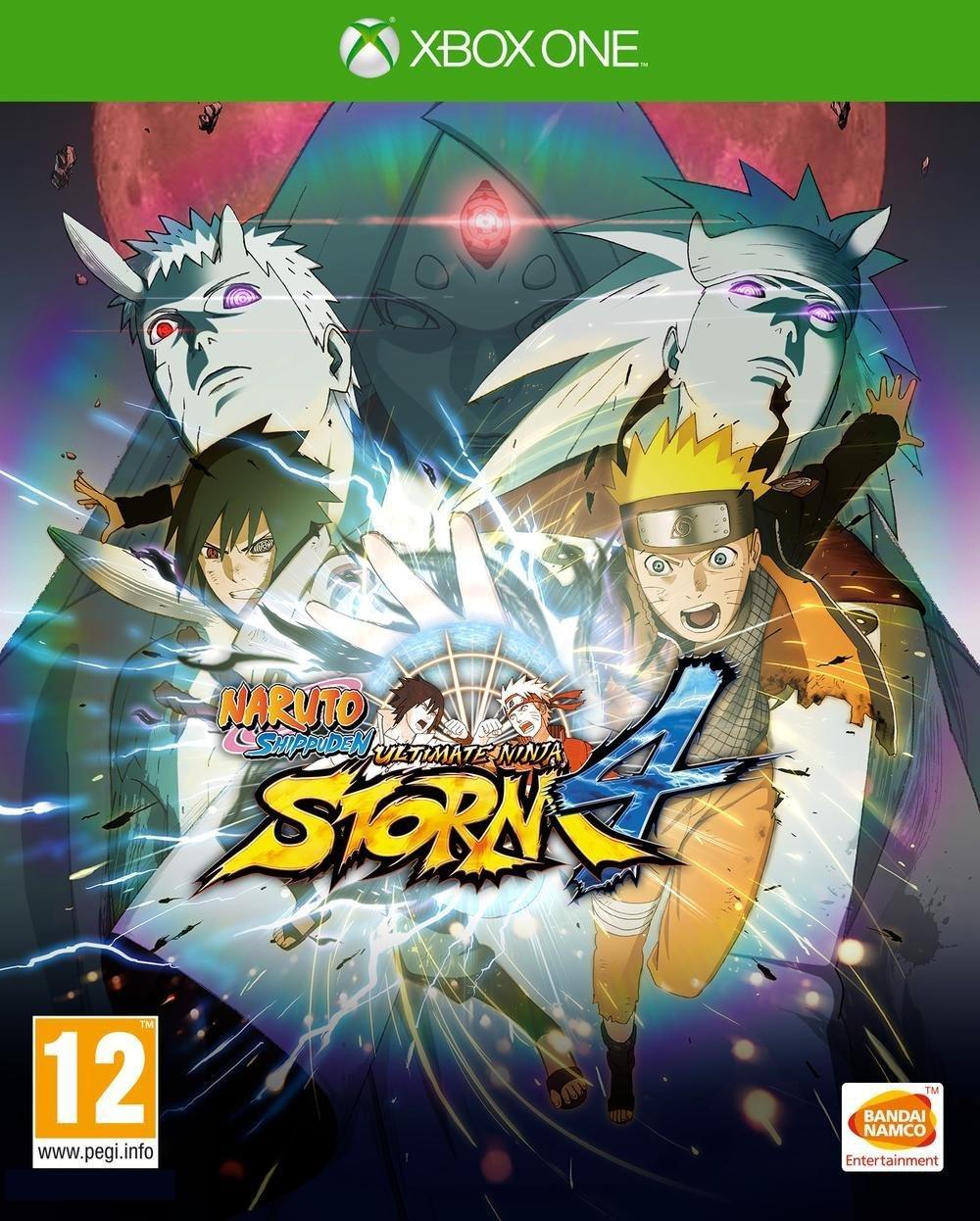 [Premium] Naruto Shippuden : Ultimate Ninja Storm 4 sur Xbox One et PS4
