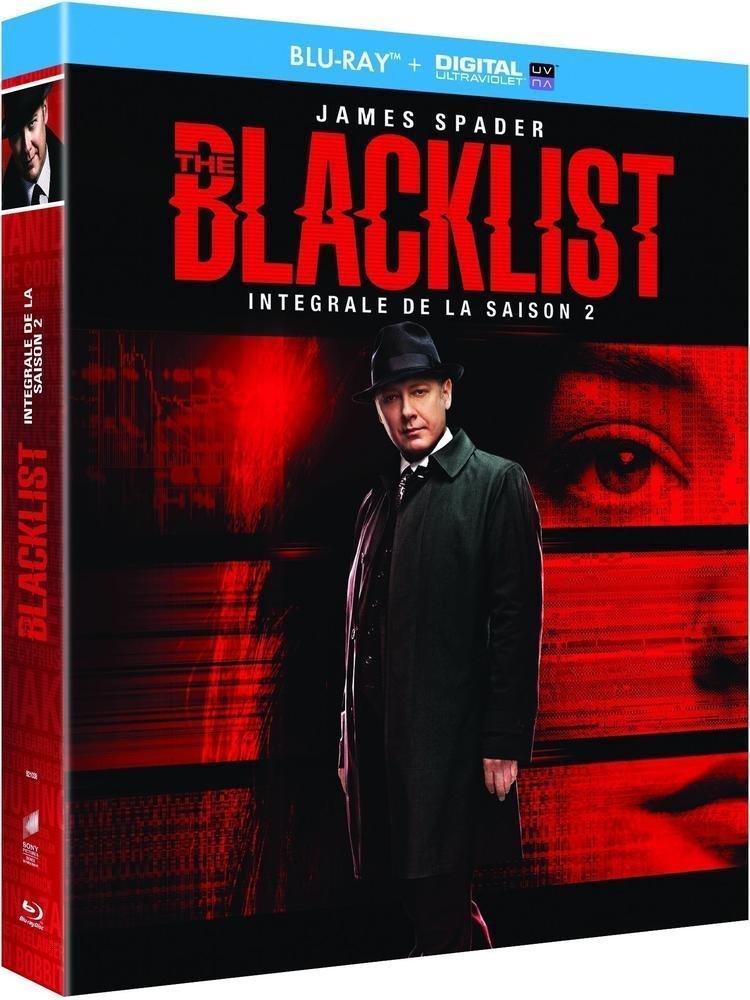 Coffret Blu-ray The Blacklist - Saison 2 (Copie digitale)