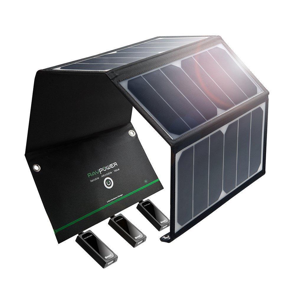 [Premium] Panneau Solaire RavPower (24 W )