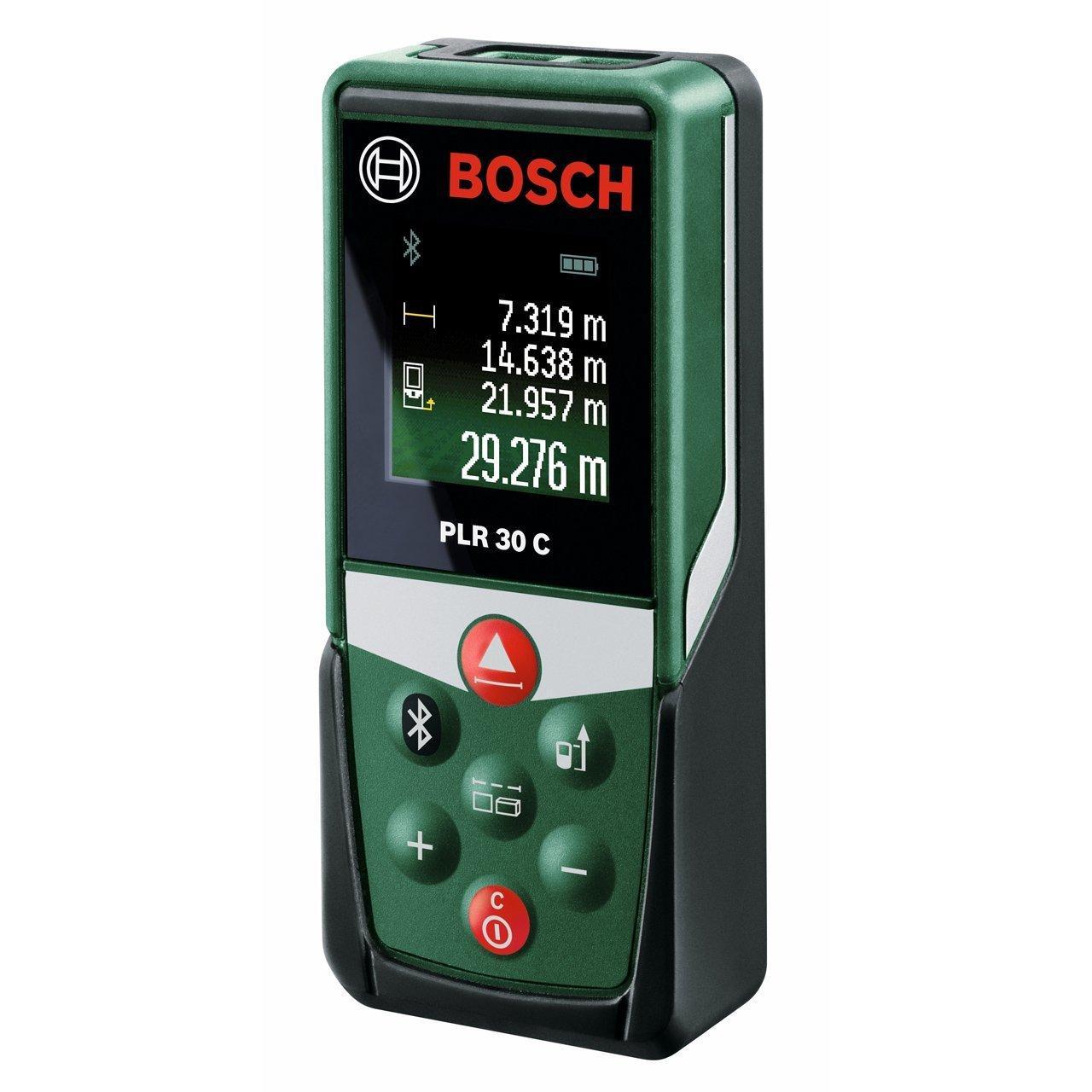 [Premium] Télémètre laser Bosch connecté PLR 30C