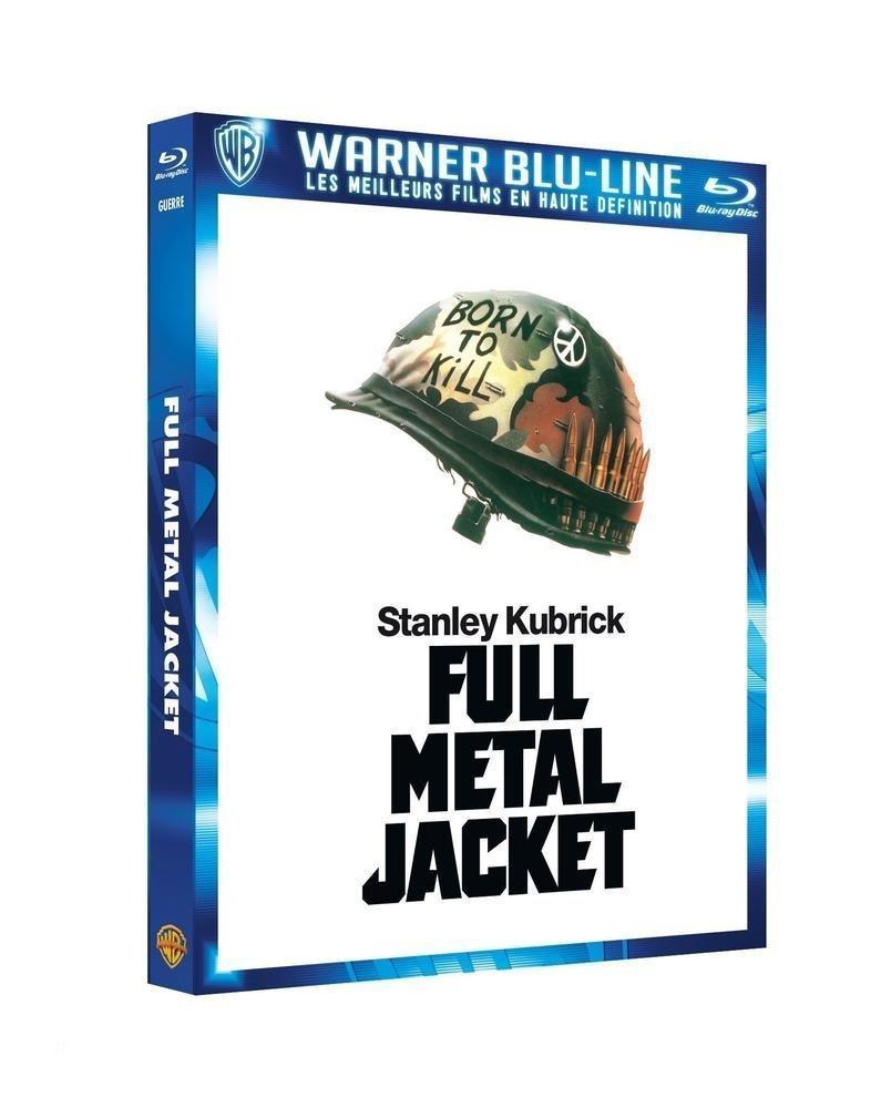 Sélection de Blu-ray en promotion - Ex : Full Metal Jacket [Édition Spéciale]