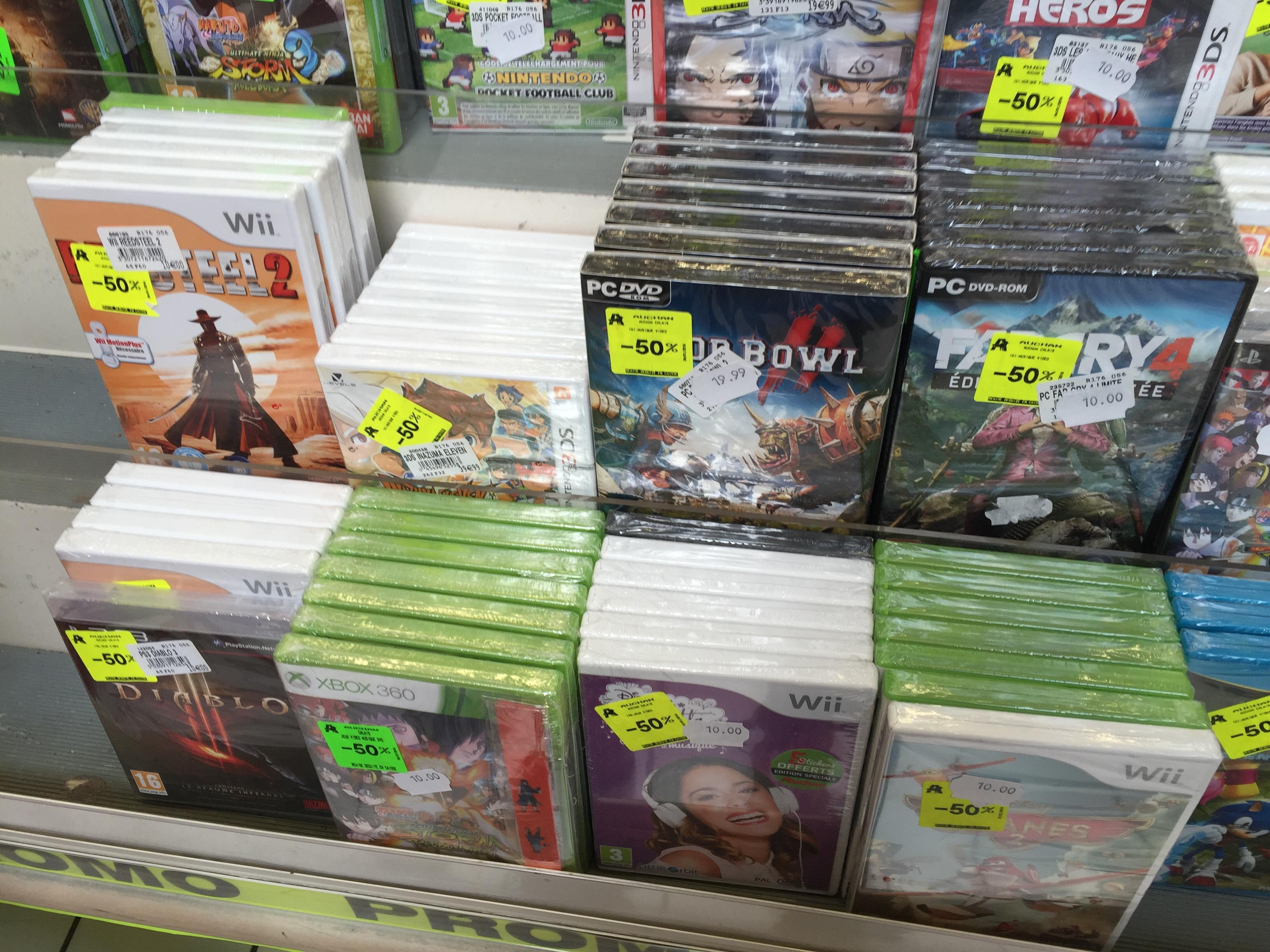 Sélection de jeux-vidéo en promotion - Ex : Far Cry 4 édition limitée sur PC