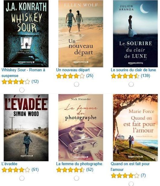 [Premium] Un eBook gratuit parmi une sélection de 6 titres