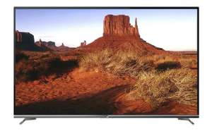 "TV 55"" JVC LT-55HW77U - LED, 4K, UHD"