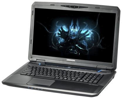 """PC Portable 17"""" Medion Erazer X7833 -  i7-4710MQ, GeForce GTX 970M, 8Go Ram"""