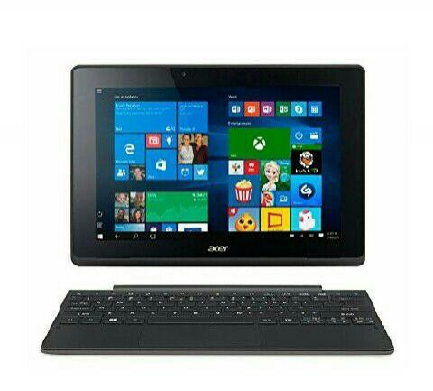 """[Premium] PC 2en1 10"""" Acer switch 10E - Intel Atom, 2 Go de RAM, SSD 64 Go (via ODR de 50€)"""