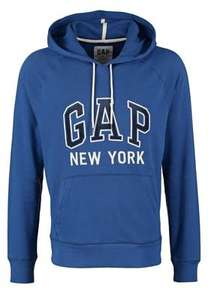 Pull sweatshirt Gap New York - Imperial blue (Tailles XL)