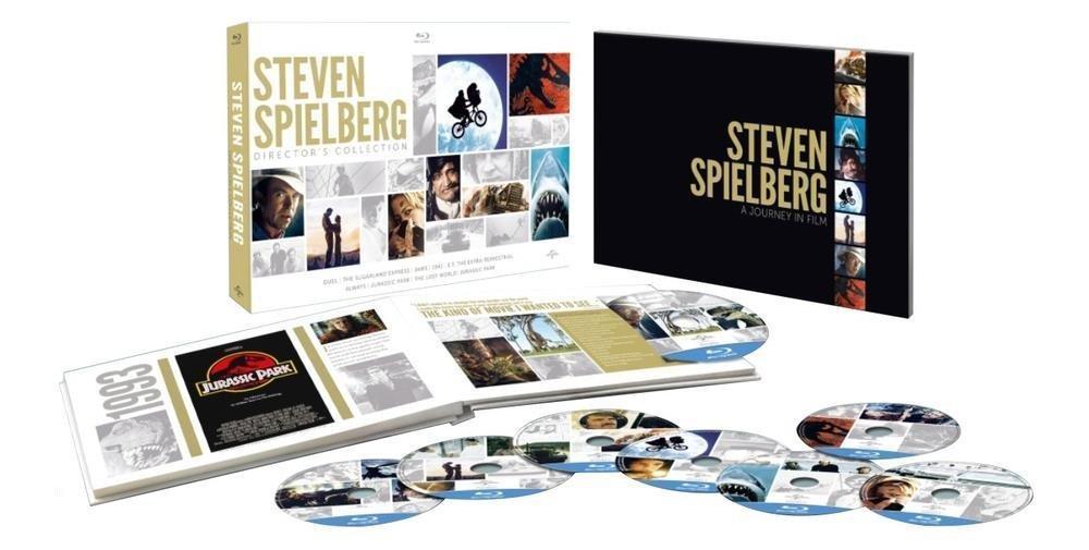 [Premium] Coffret Blu-ray Steven Spielberg - Edition limitée