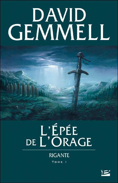 Sélection de romans David Gemmell en promotion - Ex. : L'Épée de l'orage (Numérique)