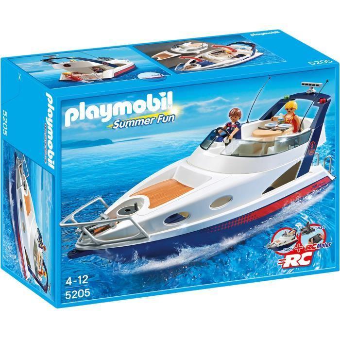 Yacht de Luxe Playmobil  5205