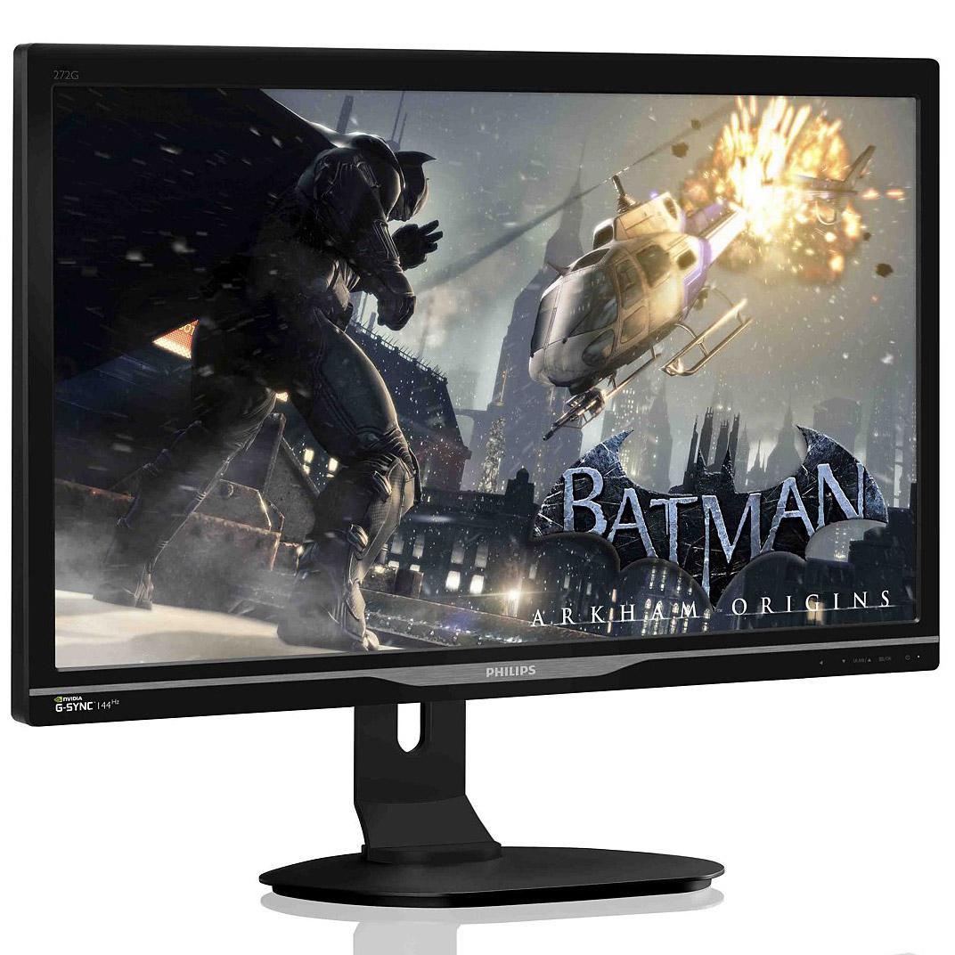"Moniteur Gaming 27"" Philips 272G5DYEB - 1ms - Full HD - 3D Ready - 144 Hz - G-Sync"