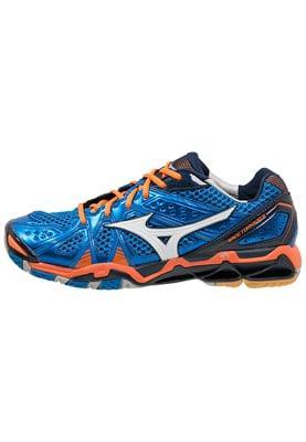 Chaussures de volley-ball Mizuno Wave Tornado 9 (du 41 au 51, blanc ou bleu)