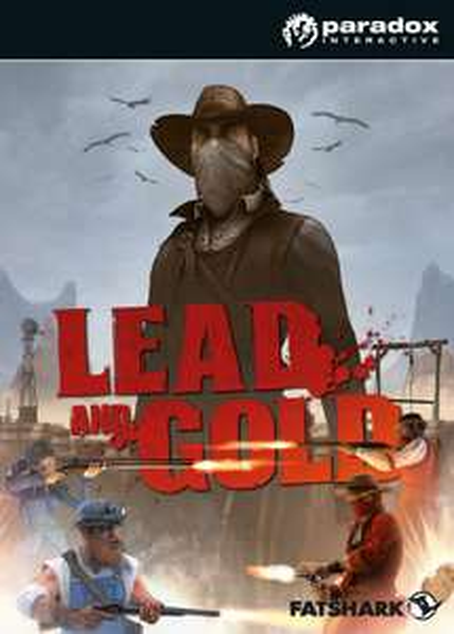Lead and Gold gratuit sur PC (dématérialisé)