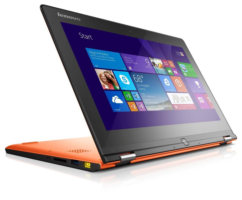 "PC Portable Convertible Tactile 14"" Lenovo Yoga 3 14 (Full HD, Intel Core i3, 4Go RAM, HDD 500 Go + 8 Go SSD, GeForce G940M)"