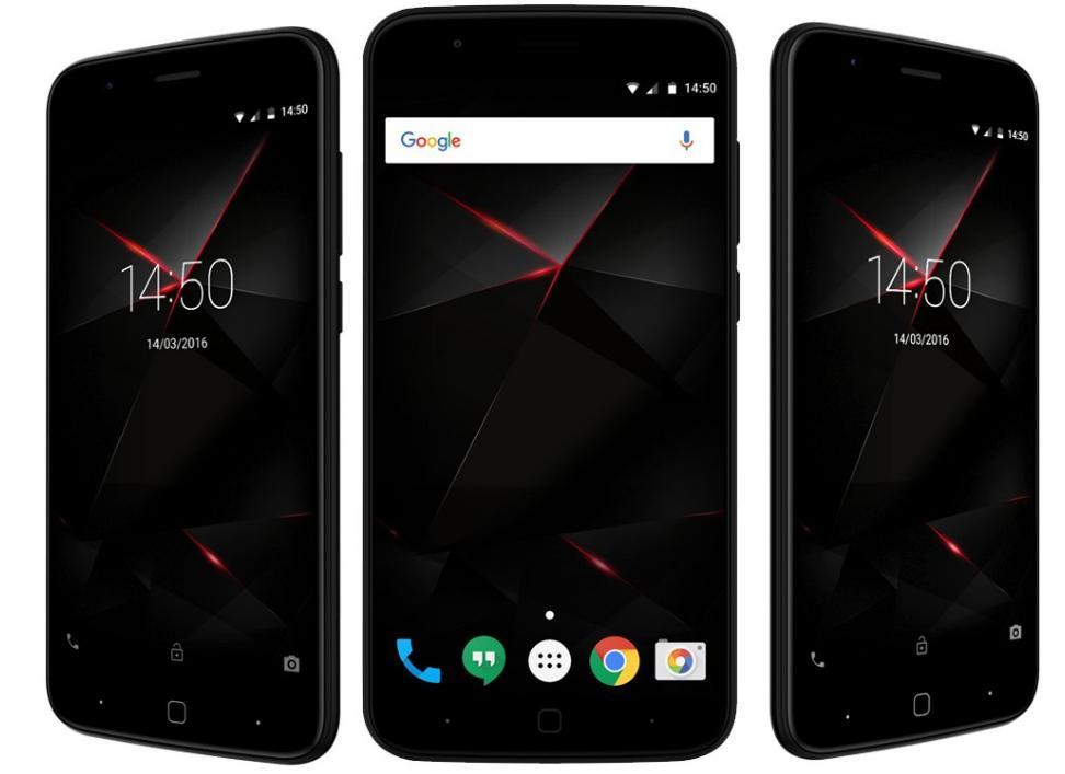 """Smartphone 5"""" Vernee Thor (MTK6753, 3 Go de RAM, 16 Go, Dual SIM 4G, Port SD)"""