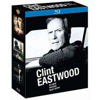 Coffret 3 Blu-ray Clint Eastwood : Au-delà + Invictus + Gran Torino