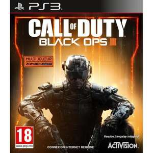Call of Duty: Black Ops III sur PS3