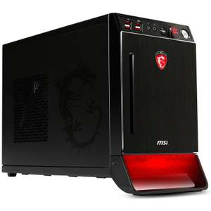 Mini  PC Gamer MSI - Nightblade B85C-202EU (i5-4460, 8 Go Ram, 2 To HDD, GTX 960, Windows 10)