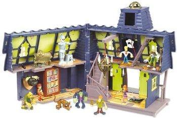 Jouet Giochi Preziosi Scooby Doo - Manoir mystérieux