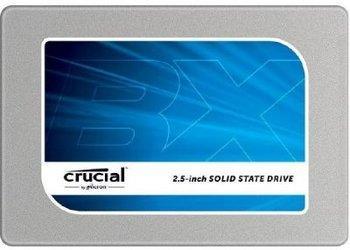 """SSD interne 2.5"""" Crucial BX200 (Mémoire TLC) - 960 Go"""
