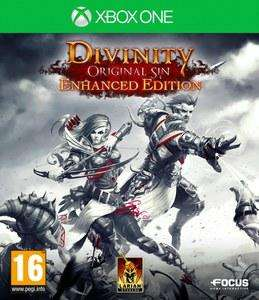 Jeu Xbox One Divinity Original Sin sur Xbox One - Enhanced Edition