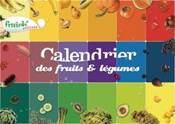 Le calendrier des fruits et légumes de saison à imprimer