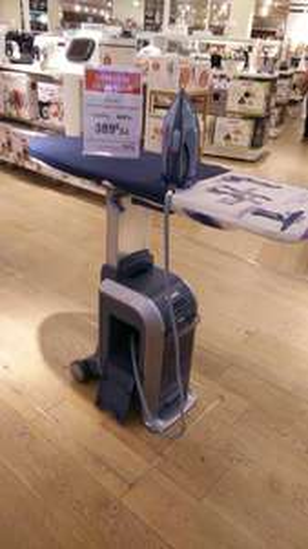 Centre de repassage Philips WardrobeCare GC9940/05