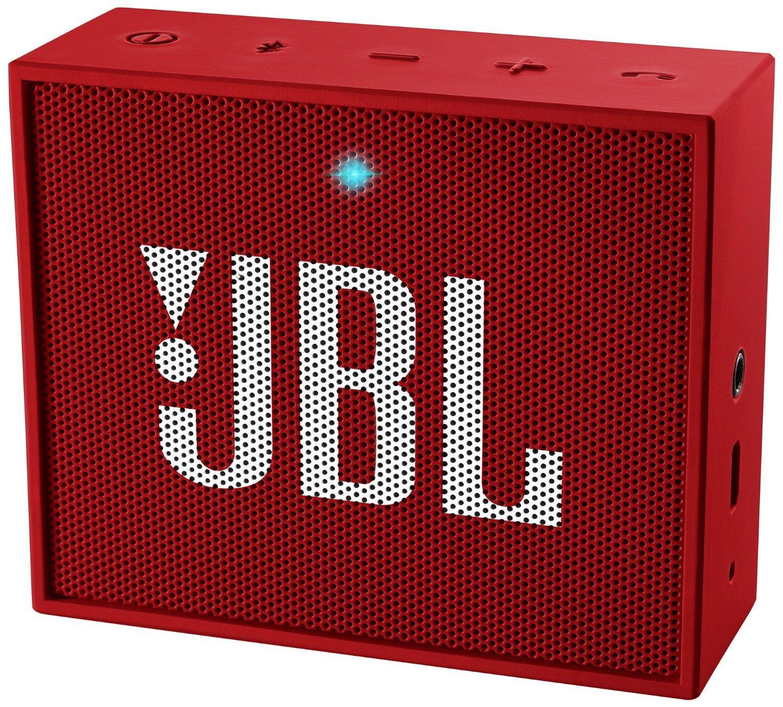 Enceinte Bluetooth JBL Go - Rouge