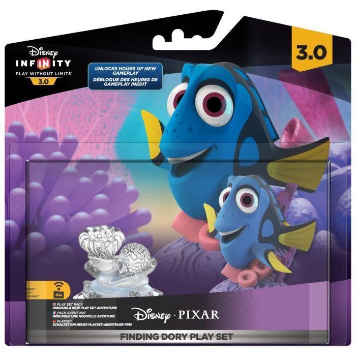 Pack Disney Infinity 3.0 Aventure : Le Monde de Dory