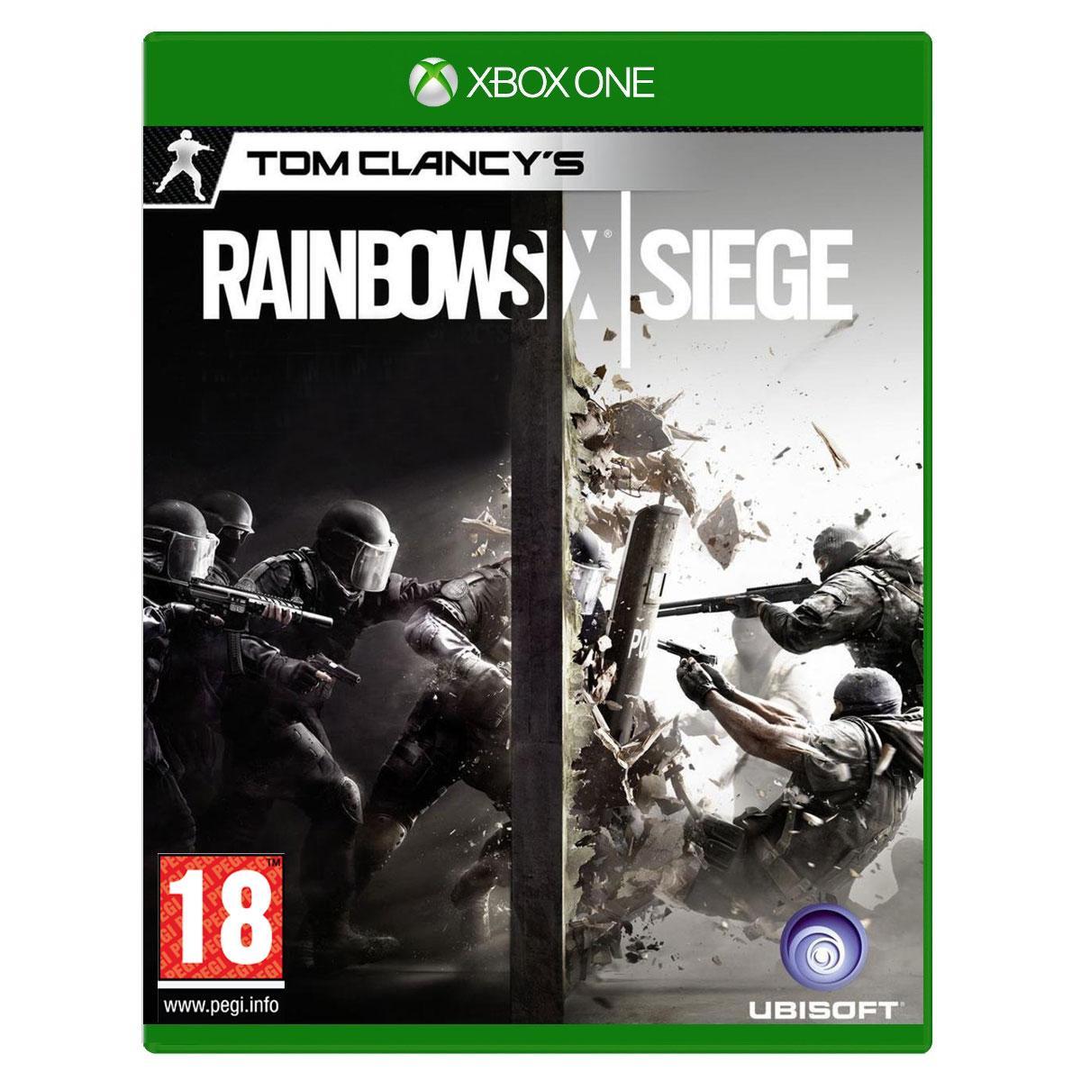 Tom Clancy's Rainbow Six Siege sur Xbox One